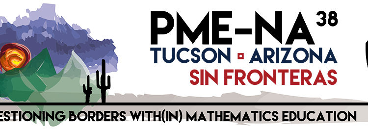 Sharing Learning from the Desert: PMENA 2016