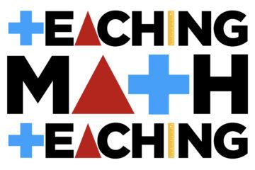 Teaching Math Teaching Logo