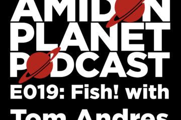 Podcast Logo for episode 19