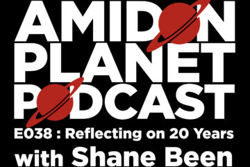 Thumbnail for Episode 38 of the Amidon Planet Podcast: Reflecting on 20 years with Shane Been