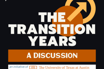 Podcast thumbnail for The Transition Years: A discussion